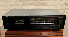 Nakamichi Two Head Stereo Cassette Deck Cr 2A
