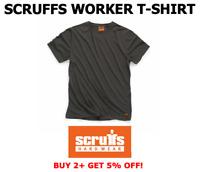 Scruffs Worker T-Shirt T Shirt Scruffs Work Top Graphite XL NEW 2019 RANGE!