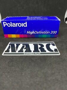 Polaroid HD 200 110mm expired film