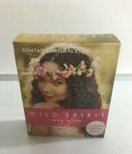 Wild Spirit Rosy Glow Eau de Parfum Spray w/ Essential Oils 1.0 oz New with Box