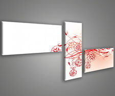 Quadri moderni 180 x 70 stampe su tela canvas intelaiate design moderno MIX-S_1