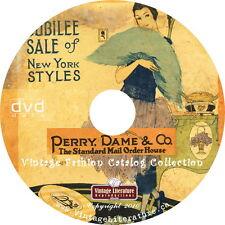 Standard Mail Order Company ~ Men Women Children ~  Fashion Catalogs on DVD