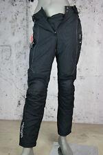 Büse 11.4030 Cortina Manguera Pantalones Moto,Pantalones Textiles Negro Größe 36