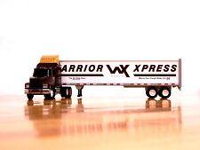 "Penjoy ""Warrior Xpress"" Mack CH 600 w/Van Trailer 1:64"