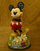 Jim Shore Disney Traditions #4033969 MICKEY MOUSE, DECEMBER BIRTHDAY, Enesco NIB