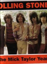 "ROLLING STONES ""The Mick Taylor Years"" BOX SET SELTEN"