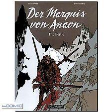 Der Marquis von Anaon 4 Die Bestie Bonhomme COMIC HISTORY Mystik THRILLER