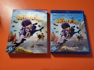 The Nut Job 3D - Kids / Family - Blu Ray and 3D - Region 2 - VGC -Fast P+P