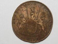 1808 British India East Company 10 Cash.  #115
