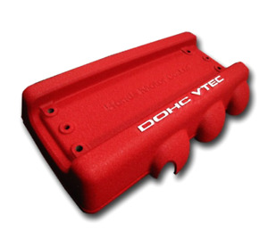 HONDA ACURA GENUINE OEM NSX R NA RED ENGINE INTAKE MANIFOLD COVER 17111-PBY-R01