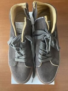 Visvim x Sophnet 2008 Logan Sneaker With RiRi Zipper Size 10