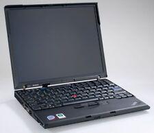 Lenovo ThinkPad X61s Core 2 Duo 4MB 1,6GHz  2GB 80GB  Win XP Prof
