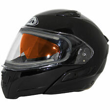 Zox Condor SVS SE Snow Modular Electric Shield Snowmobile Helmet DOT ECE
