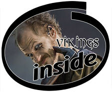 VIKING STICKER VIKINGS INSIDE VIKING ASATRU FLOKI STICKER