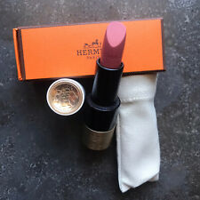 New & boxed, Rouge HERMES Satin Lipstick, 18 Rose Encens, **02