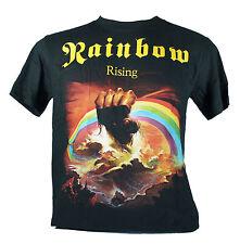 Rainbow Rising Large Size L New! T-Shirt (Rainbow Album) 1482