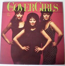 """THE COVER GIRLS - """"WE CAN'T GO WRONG""""  - 1989 - ORIGINAL US LP"""
