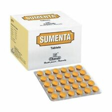 Buy 3 Get 1 Free Charak Sumenta Tablet | 30 Tablets each | Direct From India