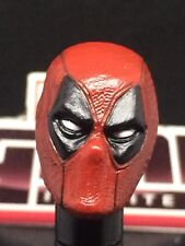 MARVEL LEGENDS PAINTED / FITTED MCU VER.4 DEADPOOL 1:12 HEAD CAST