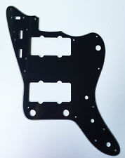 New Japan Jazzmaster Guitar Pickguard , 3 Ply Black
