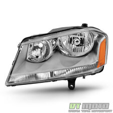 Replacement 2008-2014 Dodge Avenger Headlight Headlamp 08-14 Left Driver Side Lh (Fits: Dodge Avenger)
