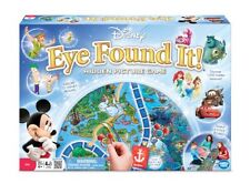 World of Disney Eye Found It Board Game , New, Free Shipping