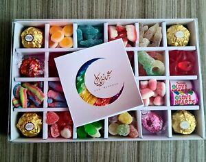 EID MUBARAK SWEET BOX GIFT HALAL SWEETS **PRE ORDER**