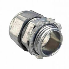 "1pc Orbit OF608 Zinc EMT Compression Connector 3 Inch regal no 608 3"""