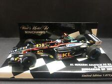 Minichamps - Anthony Davidson - Minardi - PS02 - 2002 - 1:43 - Hungarian GP