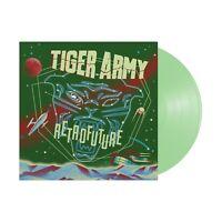 Tiger Army - Retrofuture - New Coloured Vinyl LP - Pre Order - 11th October