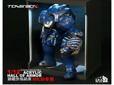 TOYS-BOX 1/12 Comicave MK38 Iron Man Display Acrylic Hall of Armor Dust-free 6in