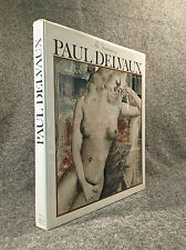 The Drawings of Paul Delvaux by Maurice Nadeau. (1967) Very scarce.