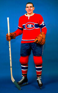 John Ferguson Montreal Canadiens 8x10 Photo
