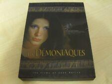 Jean Rollin - Les Démoniaques / Collectors Box 3 DVDs + 64 page booklet OOP