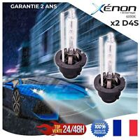 2 AMPOULES D4S 35W 12V LAMPE RECHANGE REMPLACEMENT FEU XENON KIT HID 6000K