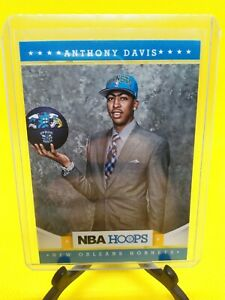 Anthony David 275 NBA Panini Hoops 2012-13 New Orleans Hornets RC rookie card
