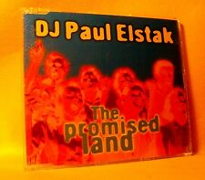 MAXI Single CD DJ Paul Elstak The Promised Land 5TR 1996 Happy Hardcore