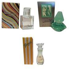 Womens Miniature Mini Travel Perfume x3 Giorgio Paul Smith Salvador Dali