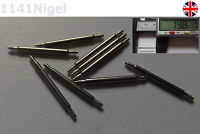 18mm Watch Band Spring Bars Strap Link Pins Repair Watchmaker