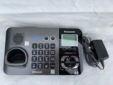 Panasonic Kx-Tg9381 Dect 6.0 2 line Base Unit W/Ac Kx-Tg9381 For Kx-Tga939