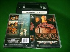 VHS *THE WANDERERS(1979)*Pre Cert RARE Roadshow Obscure Cult Classic Adult Drama