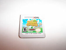 Animal Crossing New Leaf (Nintendo 3DS) XL 2DS Game