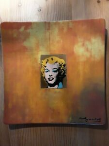 Rosenthal studio line, Andy Warhol, CELEBRITY ART EDITION 1, Nr. 10 Marilyn