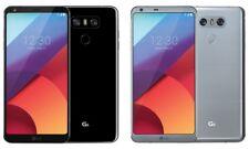 LG G6 - 32GB - Platinum White Black AS993  Smartphone Unlocked 9/10