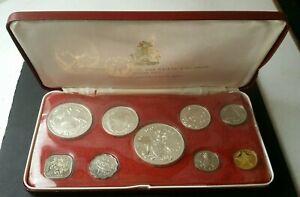 1973 Bahama Islands Proof Set of Coins