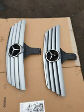 Mercedes C Class W203 3DR Coupe Front Bumper Grill