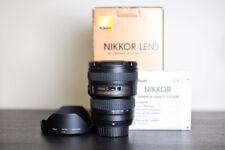 Nikon AF-S 18-35mm G Wide Angle FX Lens