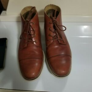 Boots mens used 7.5 Coll Hamm