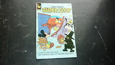 Old Walt Disney Comic, Whitman, 1981 Super Goof No 72
