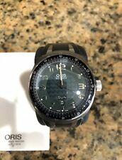 Oris TT3 Day Date Titanium Sports Watch